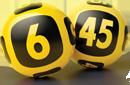 Гослото 6 из 45